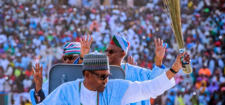 Your Attempt To Demonise Buhari Will Not Affect Victory, APC Tells PDP