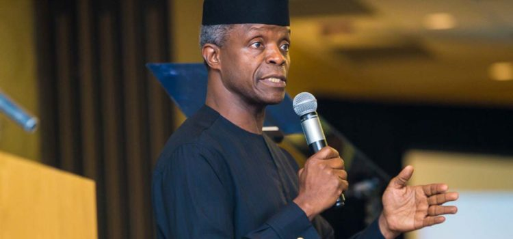 Nigeria Is Heading For Greatness Despite Challenges —Osinbajo