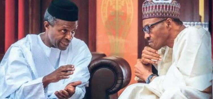 Buhari Taps Osinbajo To Lead Consultations On Insecurity